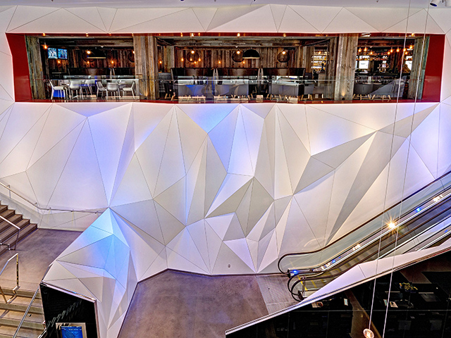 PROYECTOS KRION®: RADISSON BLU MALL OF AMERICA (MINNESOTA)