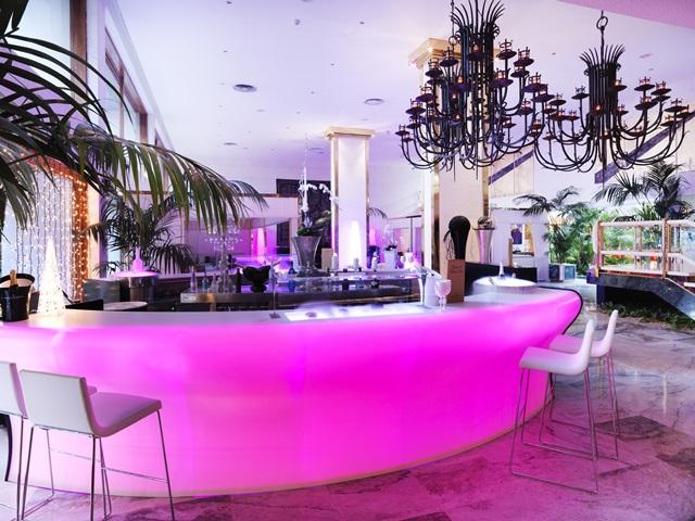 PROYECTOS KRION®: HOTEL GRAN MELIÁ DON PEPE (MARBELLA)