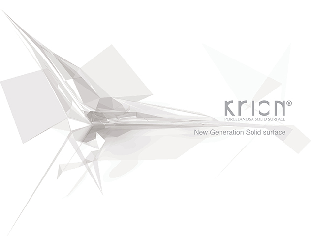 KRION Porcelanosa Solid Surface