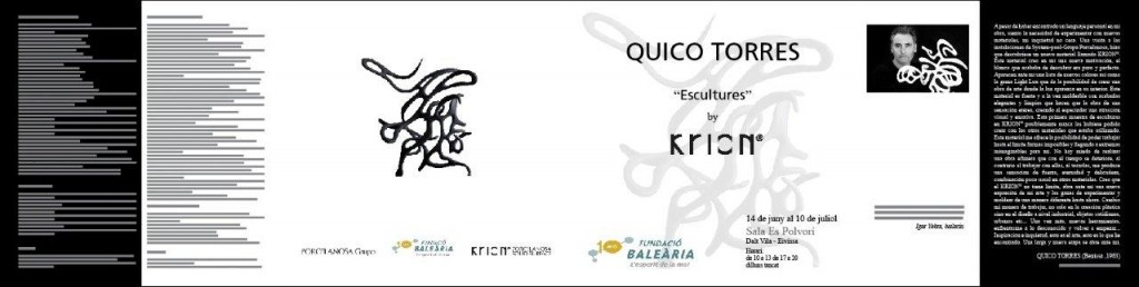 Expo Ibiza Quico Torres - KRION®