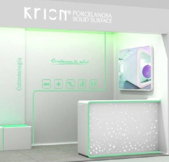 KRION® at the 6th Hospital Infrastructure Conference in Chile