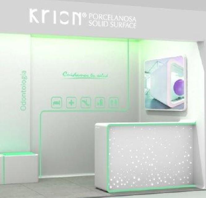 KRION® en el 6º Congreso de Infraestructuras Hospitalarias (Chile)