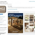 Porcelanosa MGZ – KRION®