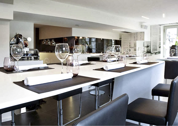 RESTAURANT 1741: KRION® not just used in gastronomy