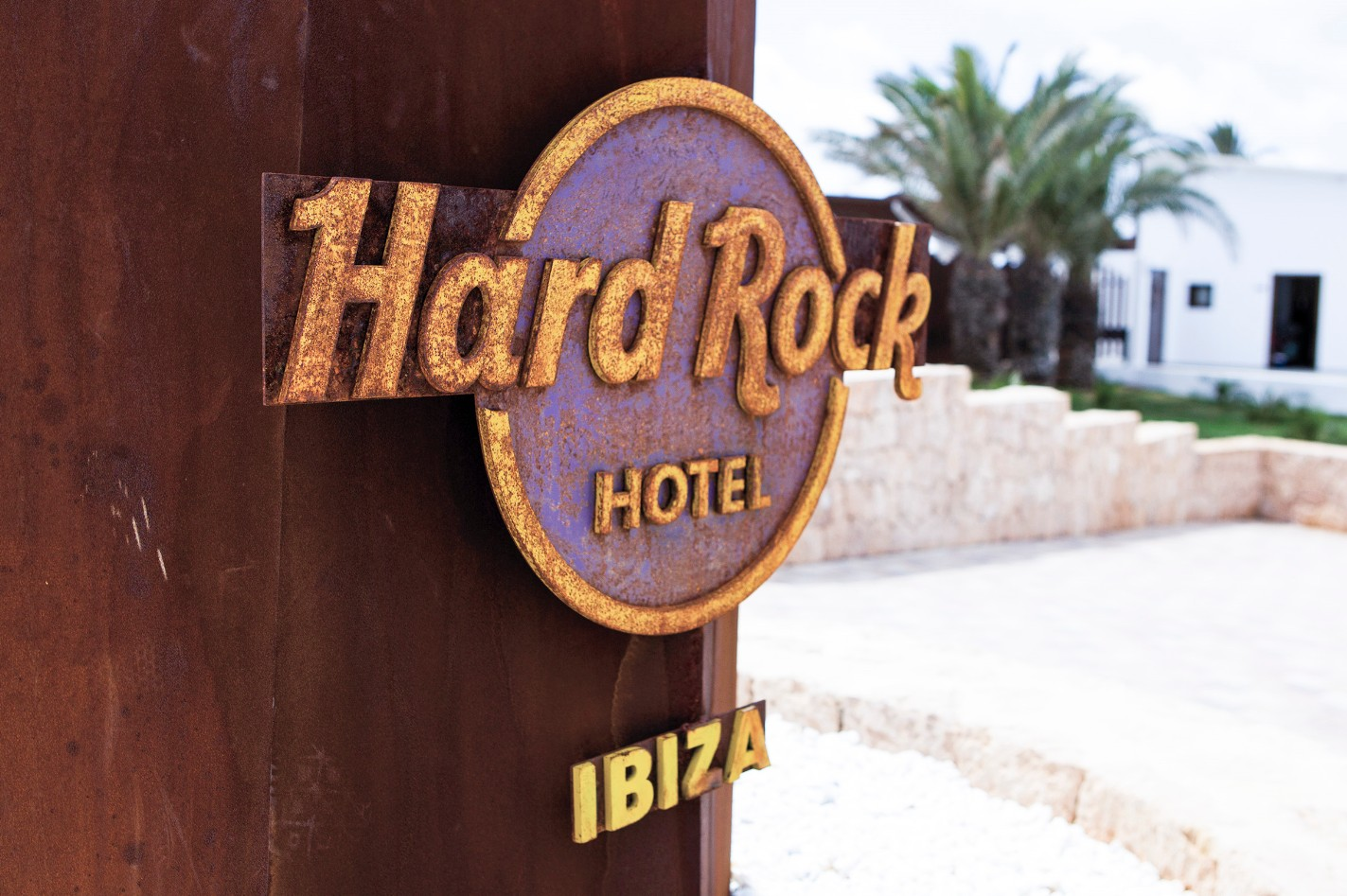 KRION® en  HARD ROCK HOTEL IBIZA