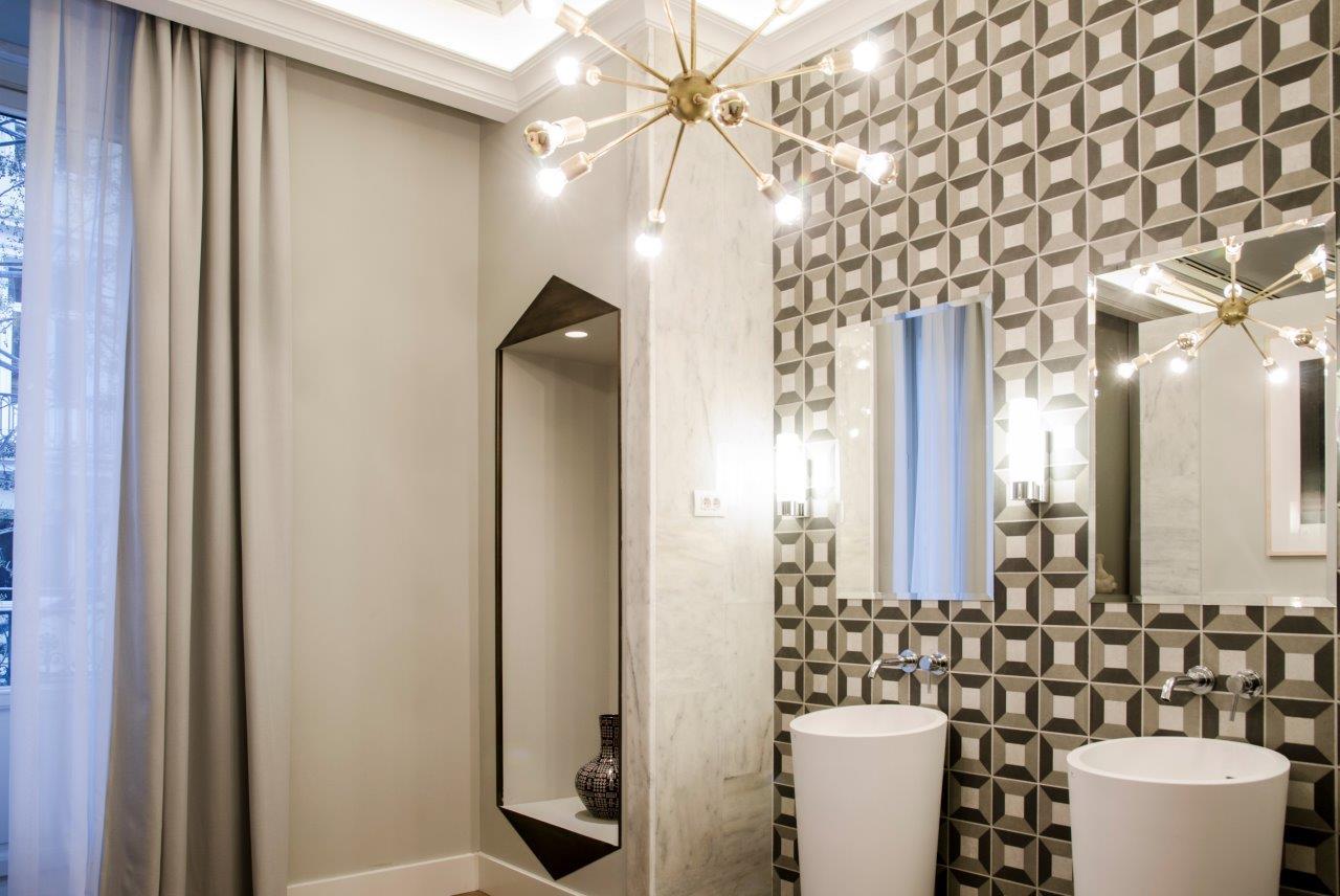 Krion Bath En Hotel One Shot Recoletos 04