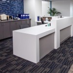 KRION® en Boston Private Industry Council (PIC) diseñado por el estudio  Spalding Tougias