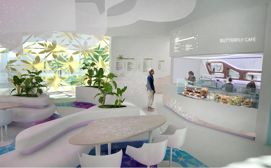 avec le cabinet 3deluxe l un des grands projets de krion devient r alit. Black Bedroom Furniture Sets. Home Design Ideas