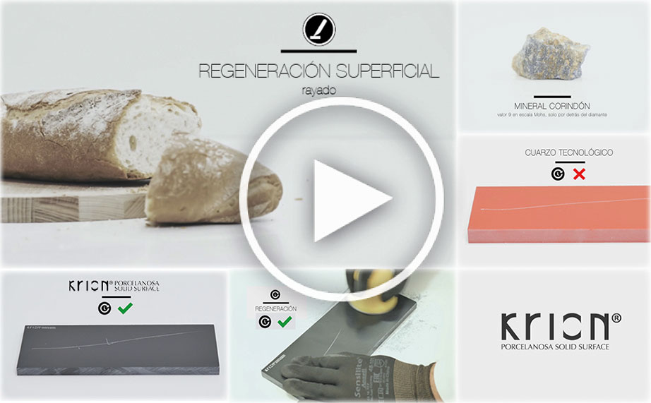 Surface Regeneration - Scratches