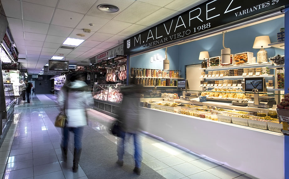 Frivegar plans the new establishment of M. Alvarez with KRION® as the star material