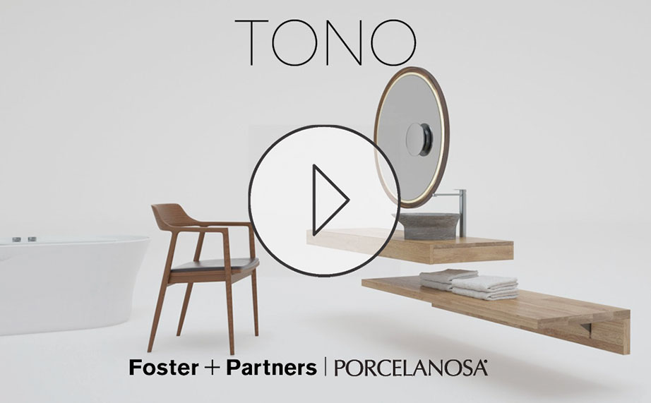 tono by foster + partners | porcelanosa in images. Solid Surface para casas
