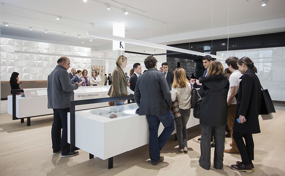 Fin du XXIVe Salon International d'Architecture Globale du groupe PORCELANOSA - Solid Surface