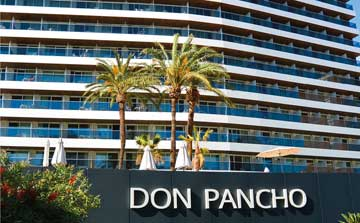 KRION®, a key element in the refurbishment of the emblematic Don Pancho Hotel