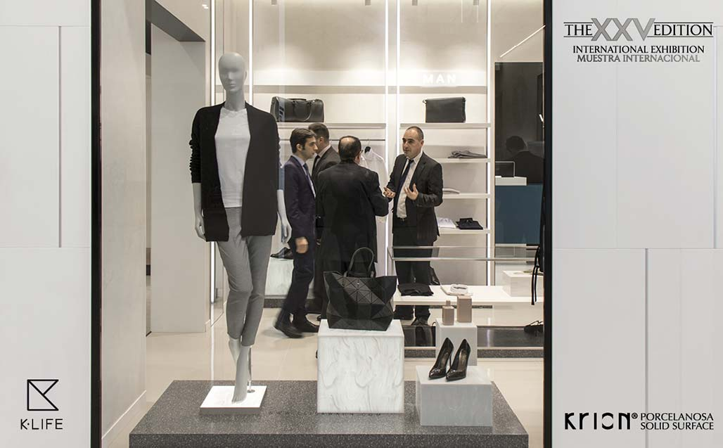 The 25th International Global Architecture Exhibition from PORCELANOSA Group begins - Solid Surface