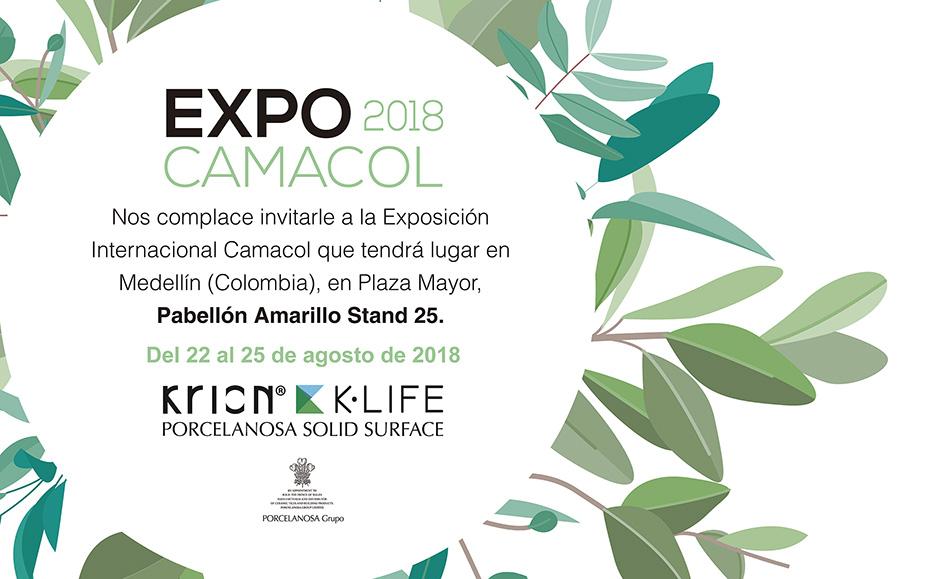 EXPOCAMACOL, la feria internacional de la construcción, la arquitectura y el diseño - Solid Surface