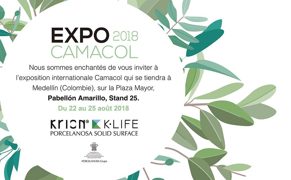 EXPOCAMACOL, le salon international de la construction, de l'architecture et de la décoration - Solid Surface