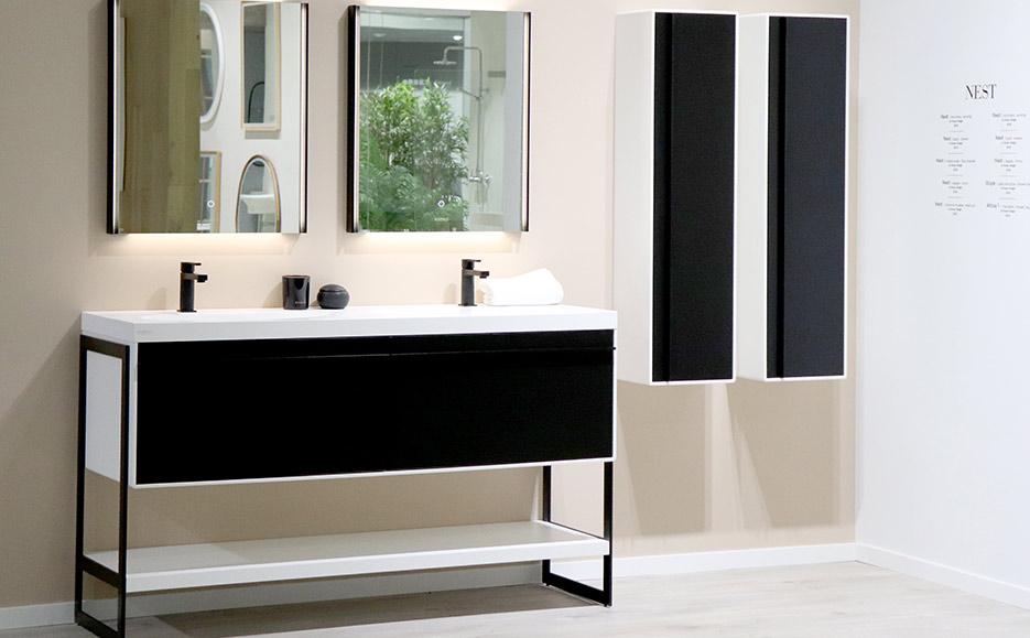 XXVI Muestra Internacional: diseño y practicidad con KRION®  BATH