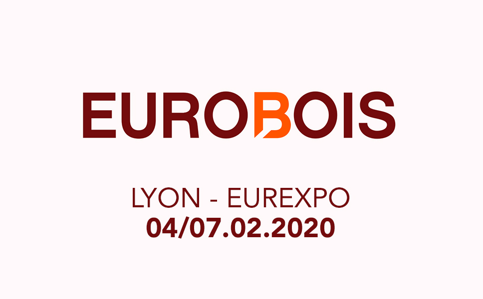 Krion will participate in Eurobois 2020, France's leading fair for wood professionals.
