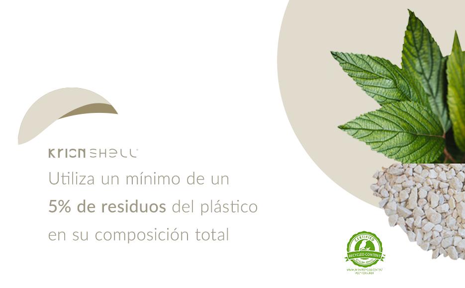 KRION Shell®, un material seguro que revoluciona el equipamiento de baño