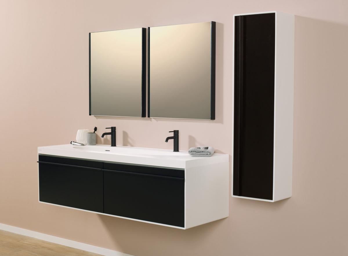 Rénovez votre plan de travail et vos meubles de salle de bains avec Krion PORCELANOSA Bath