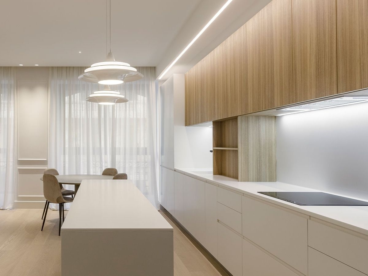 cocina Solid Surface