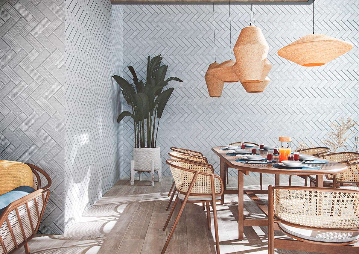 découvrez les différentes textures des panneaux décoratifs oz de fitwall®. Solid Surface  carreaux de mur