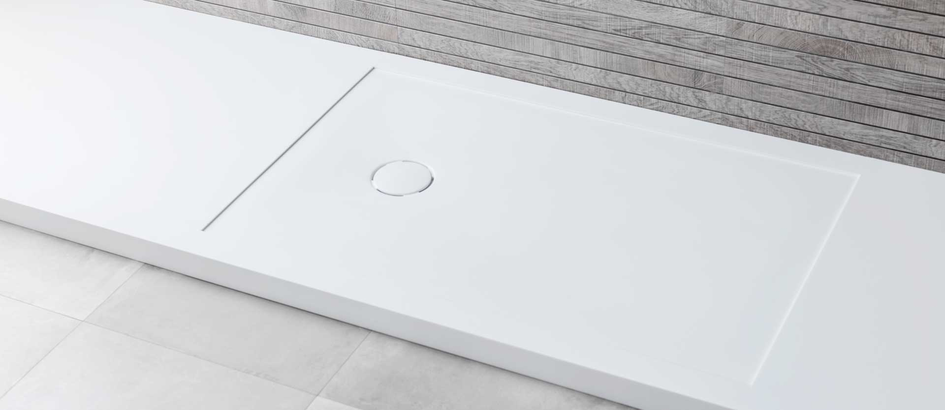 Solid Surface Showertrays