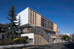 Ecole Maternelle Olympe de Gouges - Le Plessis Trévise - France
