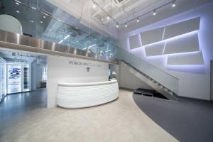 Oficina de proyectos y showroom Porcelanosa - Shangai - China