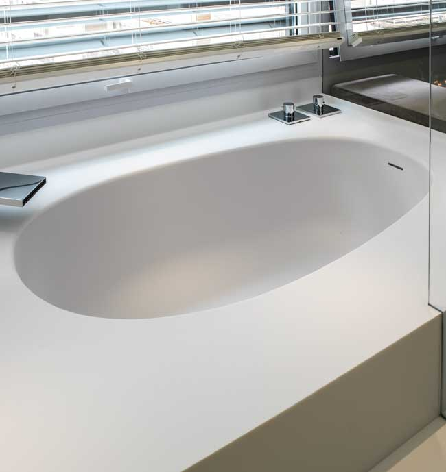 Solid Surface for Bathroom Equipment