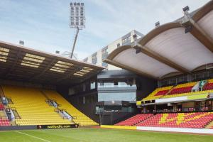 Estadio de Watford FC - Watford - UK