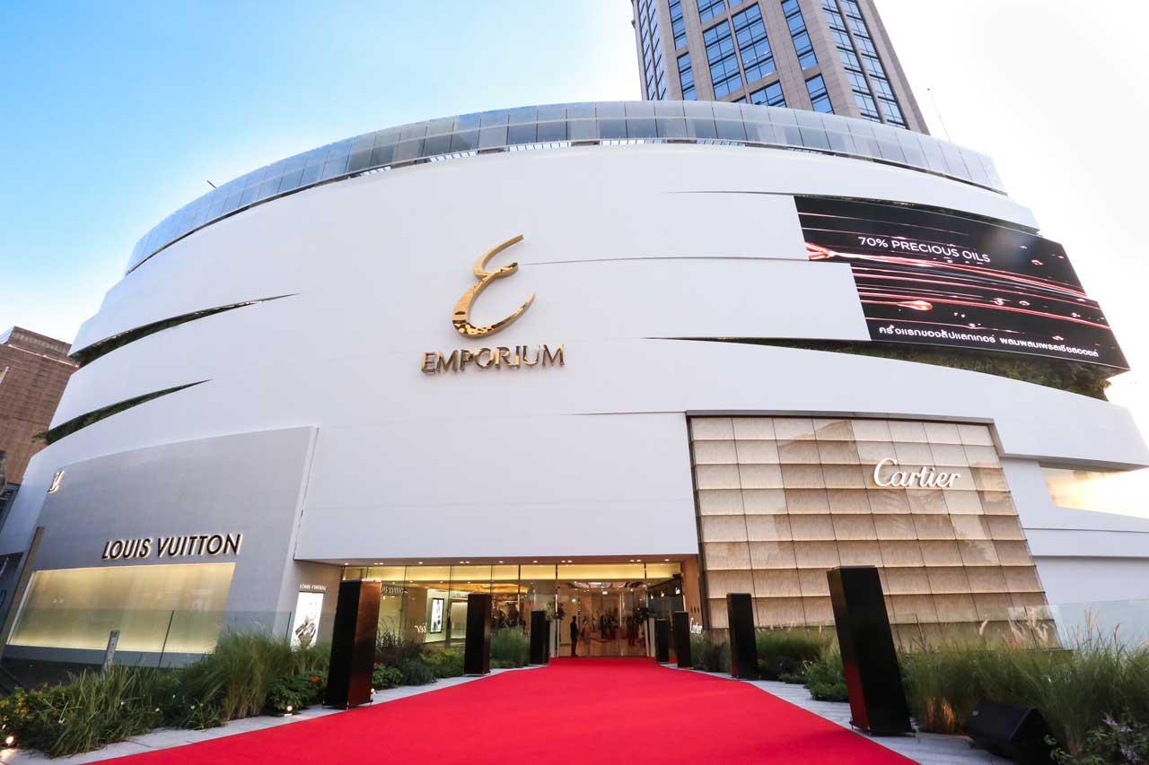 emporium one - bangkok - tailandia. Solid Surface  commerciële ruimtes en bedrijven
