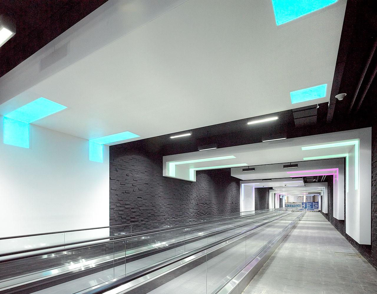 tunel enschede - holanda. Solid Surface для Общественные И Правительственные Места