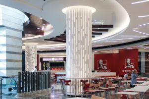 Abu Dhabi Mall Food Court - Abu Dhabi - Emiratos Árabes (EAU)