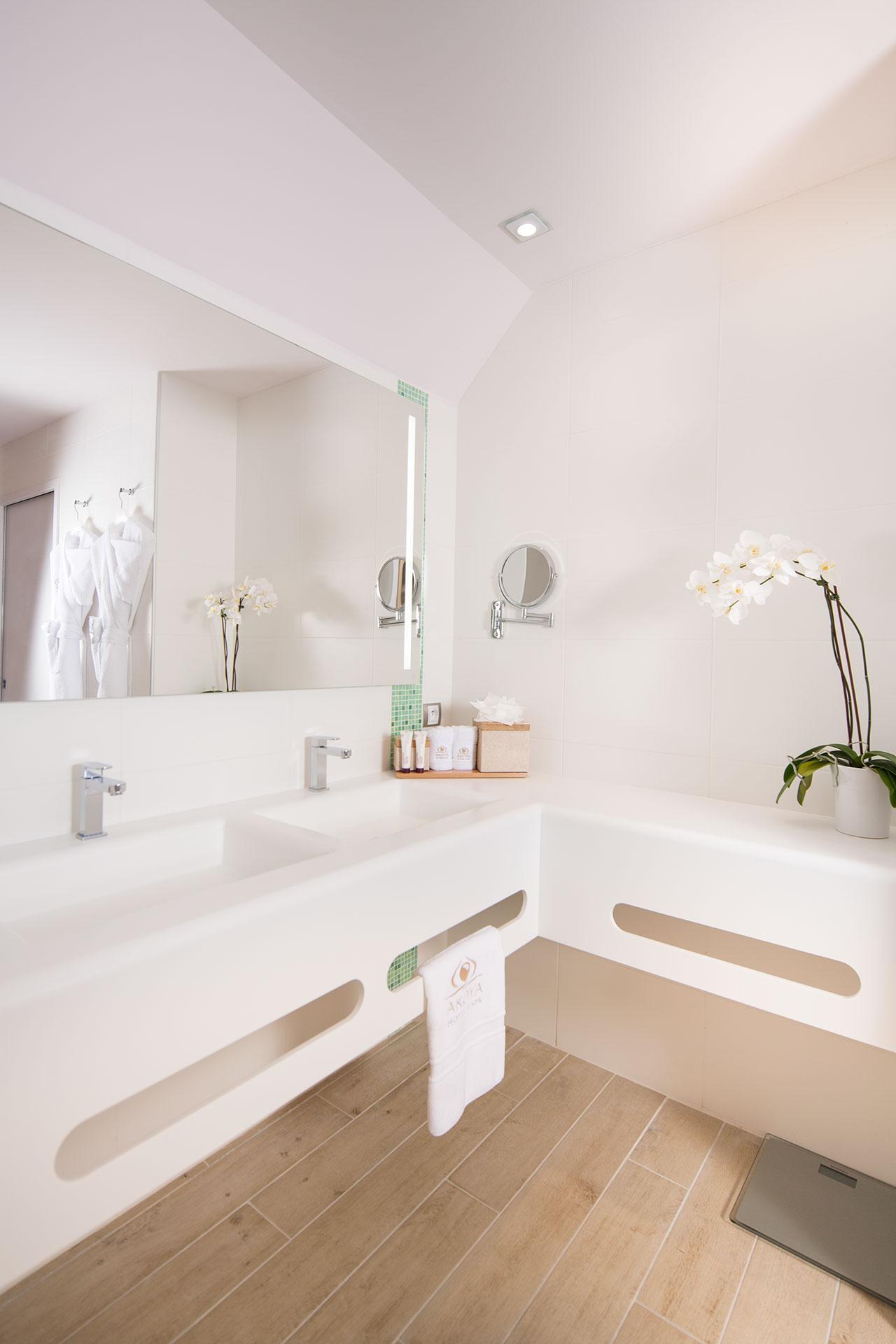 Bloc Ytong Pour Salle De Bain ~  quipements de salle de bains en surface solide solid surface krion