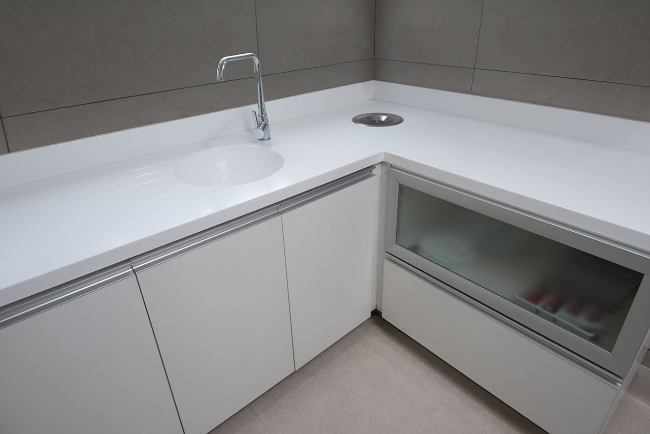 positrónmed - santiago de chile - chile. Solid Surface for bathroom equipment