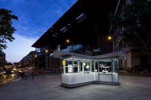 Quioscos de información turística - Madrid - España