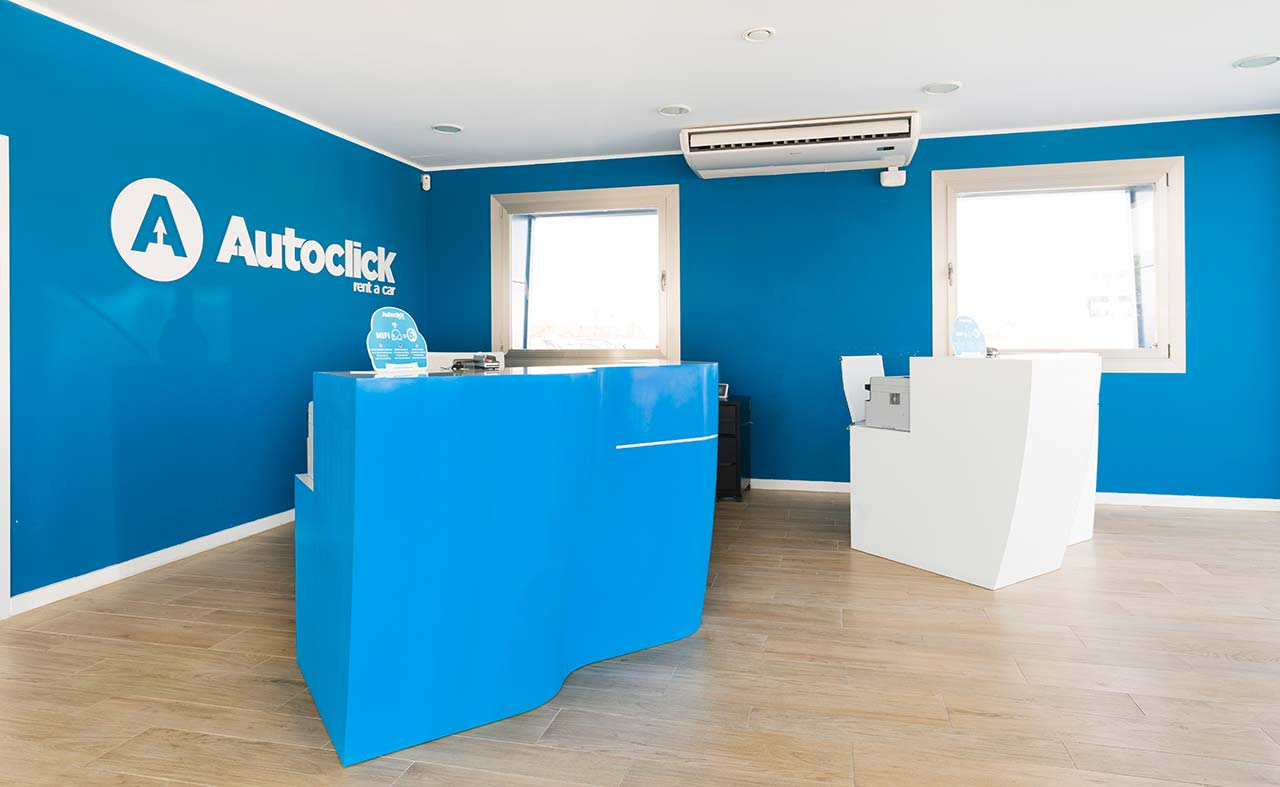 autoclick rent a car - palma de mallorca - spain. Solid Surface  meubilair