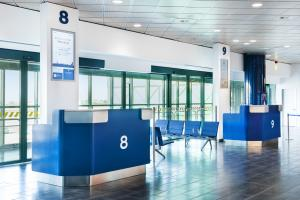 Aeropuerto Bolonia - Italia