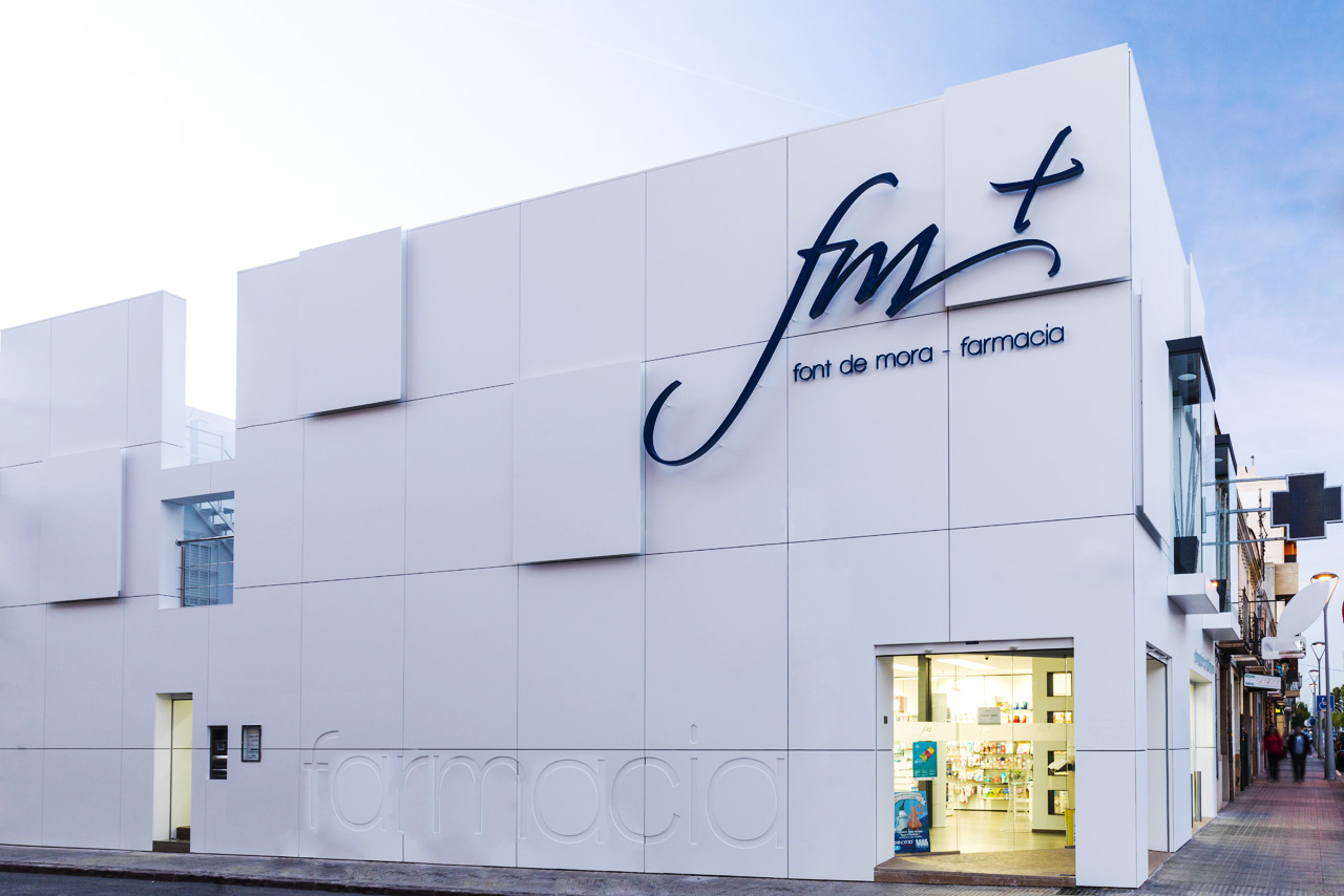 farmacia fontmora - villarreal - españa. Solid Surface  Здравоохранение