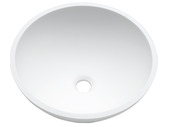 Porcelanosa BASIC Basic BC B209 D37 E: Solid Surface Washbasins