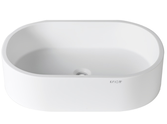 Porcelanosa 3 WAY 3-Way B414 60x40 ON TOP: Solid Surface Washbasins