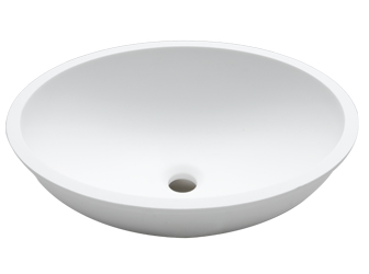 Porcelanosa BASIC Basic BC B413 46x37 E: Solid Surface Washbasins