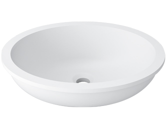Porcelanosa BASIC Basic BC B415 40x31E: Solid Surface Washbasins