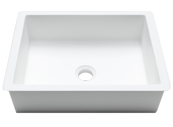 Solid Surface Umywalki Solid Surface Basic BC B811 38x28 E