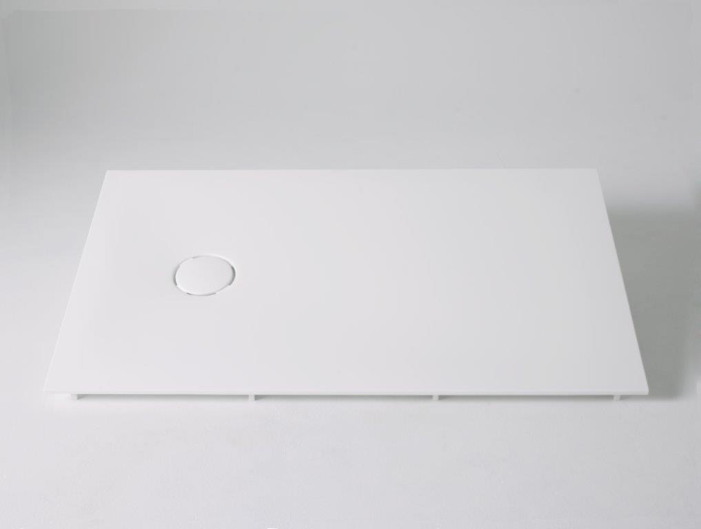 Bac douche r sine solid surface douche receveur douche r sine - Receveur de douche 130x80 ...