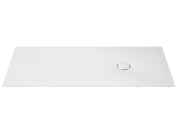 Bacs et receveurs de douche en surface solide solid surface krion - Receveur de douche 130x80 ...