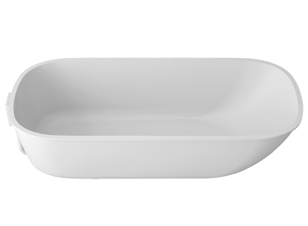 Solid Surface Badewanne Unique T801 - 155x65 cm E