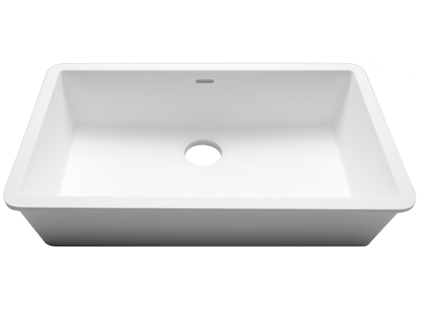 Solid Surface Lavelli con la superficie solida Basic BC C824 70x40 E
