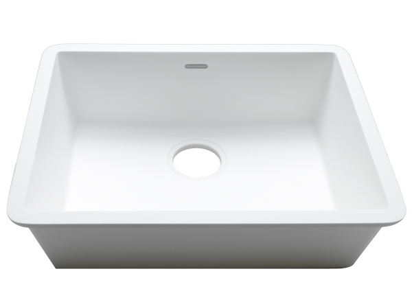 Solid Surface Lavelli con la superficie solida Basic BC C831 50x40 E